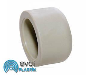 Заглушка Evci Plastik 25 полипропиленовая