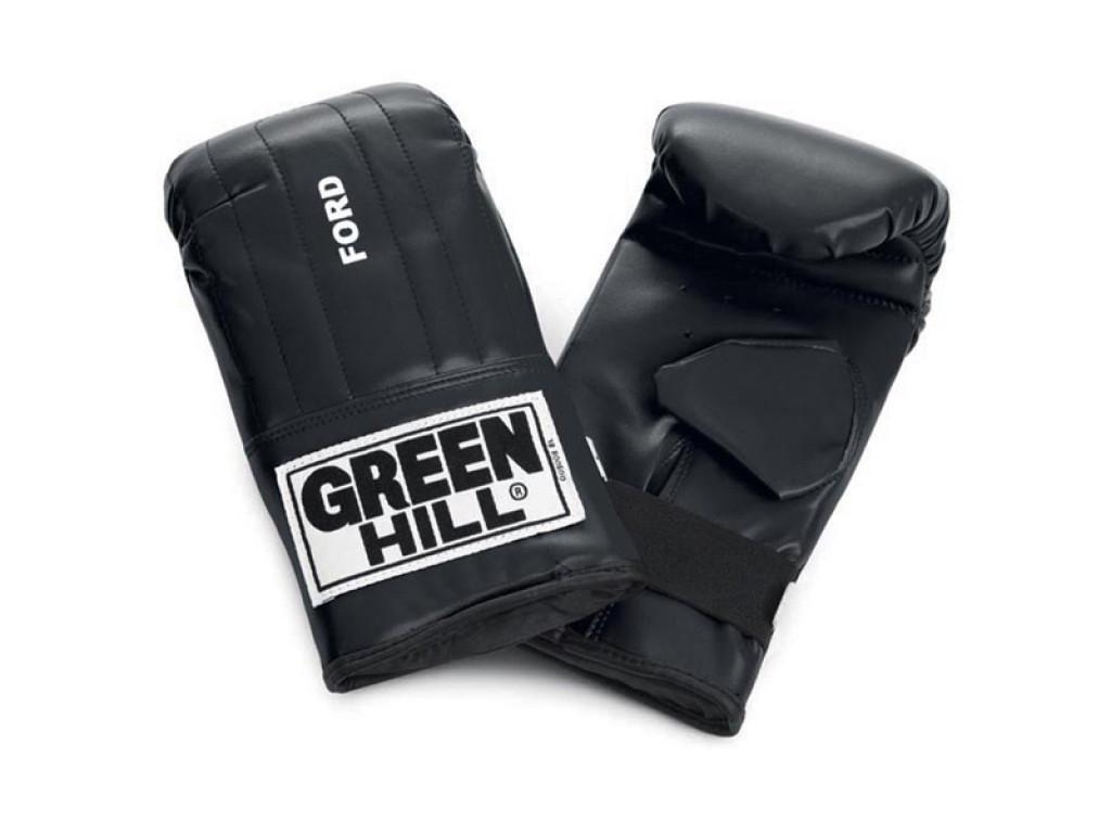 Снарядные перчатки GREEN HILL Pro (битки) - Экипировка для бокса и единоборств в Киеве