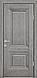 """Двері міжкімнатні глухі новий стиль Прованс """"Канна A"""" 60,70,80,90 горіх гімалайський, фото 4"""