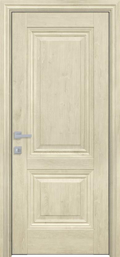 """Двері міжкімнатні глухі новий стиль Прованс """"Канна A"""" 60,70,80,90 горіх гімалайський"""