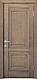 """Двері міжкімнатні глухі новий стиль Прованс """"Канна A"""" 60,70,80,90 горіх гімалайський, фото 5"""