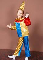 Детский карнавальный костюм Петрушка
