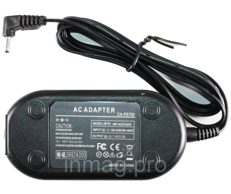 Сетевой адаптер питания (блок питания) Canon ACK-E10 (CA-PS700+DR-E10)
