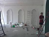 Монтаж перегородок и стен из гипсокартона