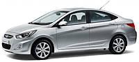 Шумоизоляция Hyundai Accent