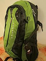 Туристический похідний рюкзак наплічник Elenfancy 35 л. (J015) зеленый
