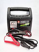 Зарядний пристрій 6 Amp 12V, аналоговий індикатор зарядки
