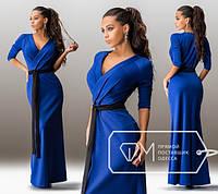 Платье в пол женское ИЦ1571, фото 1