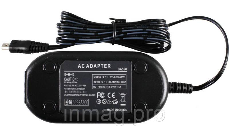 Сетевой адаптер питания (блок питания) Canon CA-590, CA-590A, CA-590E,