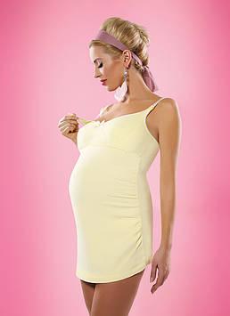 Нічна сорочка BANANA SPLIT TOP для вагітних і годуючих мам (розмір 2XL)