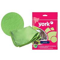 Cалфетка из микрофибры для полировки 1 шт. York