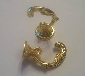 "Крючки для штор ""Веточка Золото"", фото 2"