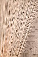 Шторы-нити Кисея однотонная № 130 (персиковый)