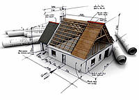 Гостевой утепленный дом с крытой гриль-зоной для барбекю отдыха и крытой стоянкой под машины