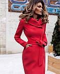 """Жіноче пальто """"Мона"""" від Стильномодно, фото 4"""