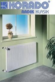 Радиатор стальной (Чехия) 22К 500Х500 Коrado
