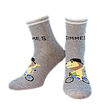 Носки детские Легкая Хода 9269 джинс меланж, фото 2