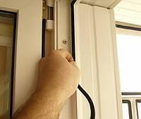 Ущільнювач резиновий для ПВХ вікон
