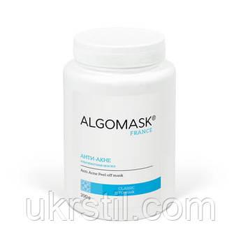 Альгинатная маска для лица Анти Акне Anti-Acne Peel off mask Algomask
