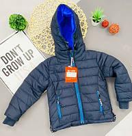Детская куртка холофайбер Теплая курточка для деток Всего за 550 грн 2 цвета