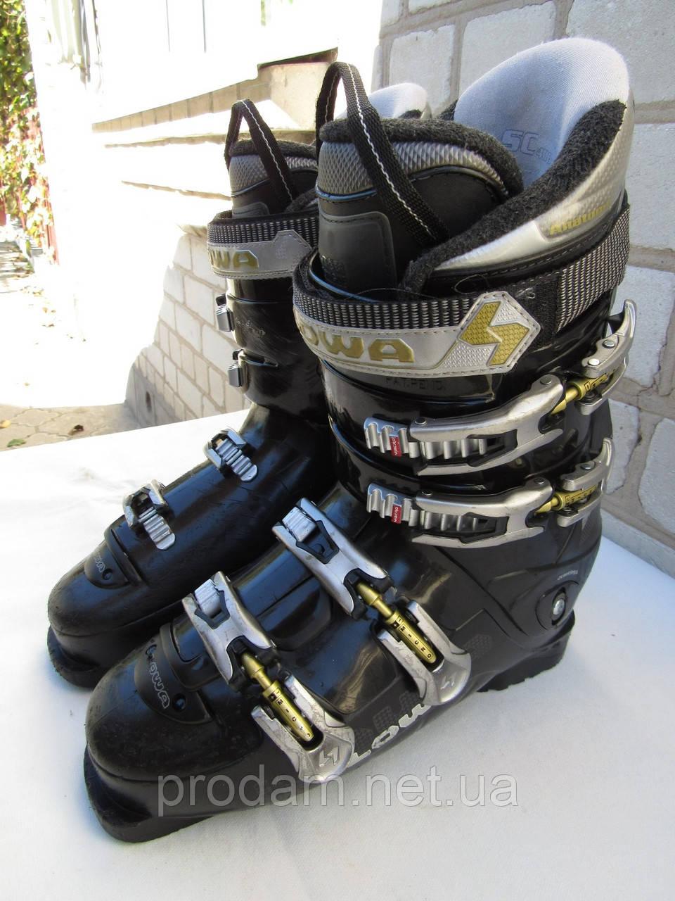 Лыжные ботинки  Salomon  розмір 28 см