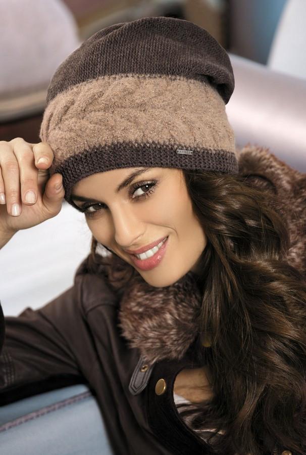 Красивая женская модная шапка от Kamea - Noemi.