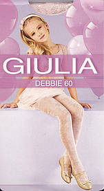 Колготки детские Джулия DEBBIE 60 (1) bianco