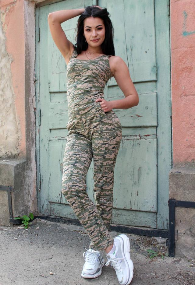 спортивний костюм жіночий МИЛЛИТАРИ
