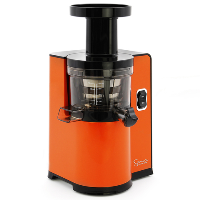 Лучшая Шнековая соковыжималка 2015 года SANA Juicer by Omega EUJ-808 Orange