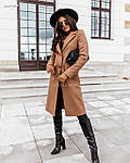"""Жіноче пальто """"Даліда"""" від Стильномодно, фото 3"""