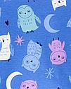 Детская пижама Carter's Совушки для девочки/ 1 комплект 5Т/105-112 см, фото 3