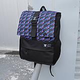 Рюкзак с принтом  бренд ТУР модель Piligrim, фото 2