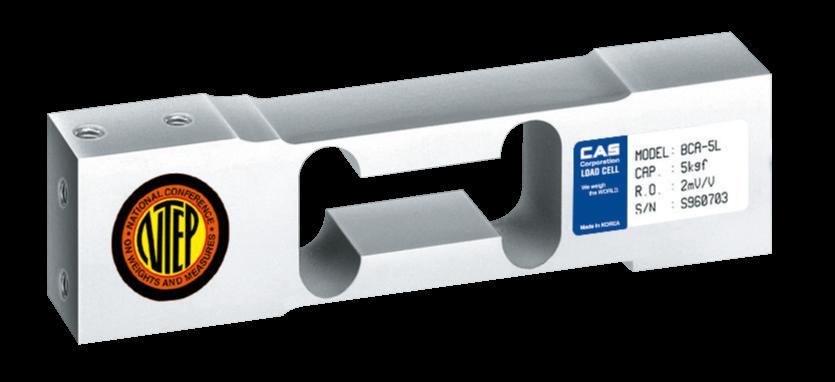 Тензометричний датчик CAS BCA (С3) 5 кг
