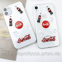 Чехол Case for iPhone (Coca Cola)