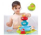 Водоспад для ванної D 40115, Іграшка для ванної, Іграшка для купання Фонтан, фото 2
