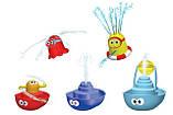 Водоспад для ванної D 40115, Іграшка для ванної, Іграшка для купання Фонтан, фото 4