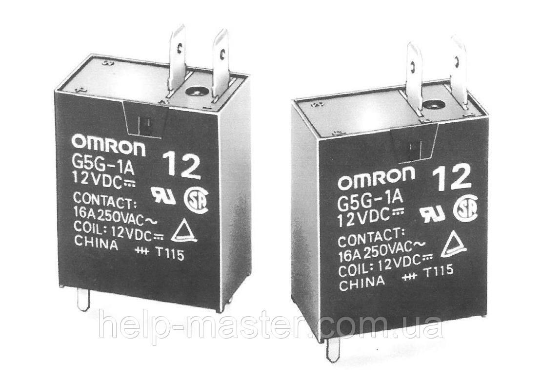 Реле электромеханическое  G5G-1A;  12VDC