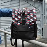 Рюкзак з принтом бренд ТУР модель Piligrim, фото 2