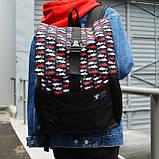 Рюкзак з принтом бренд ТУР модель Piligrim, фото 3
