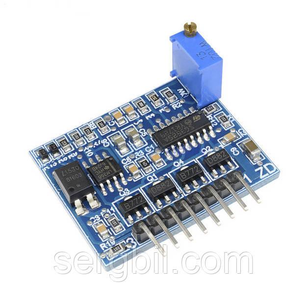 Модуль-контролер инвертора на SG3525A, LM358, 1A