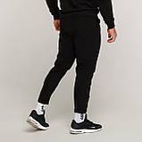 Штани карго чоловічі чорні бренд ТУР модель Джейсон (Jason) S, фото 2