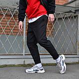 Штани карго чоловічі чорні бренд ТУР модель Джейсон (Jason) S, фото 5