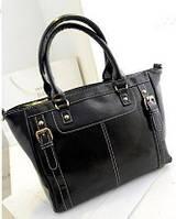 Оригинальная Стильная Модная женская сумка, черная