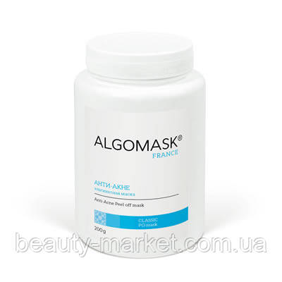 Анти-Акне альгинатная маска Anti-Acne Peel off mask, Algomask