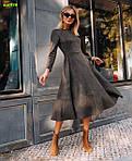 """Жіноча сукня """"Трежолі"""" від СтильноМодно, фото 4"""