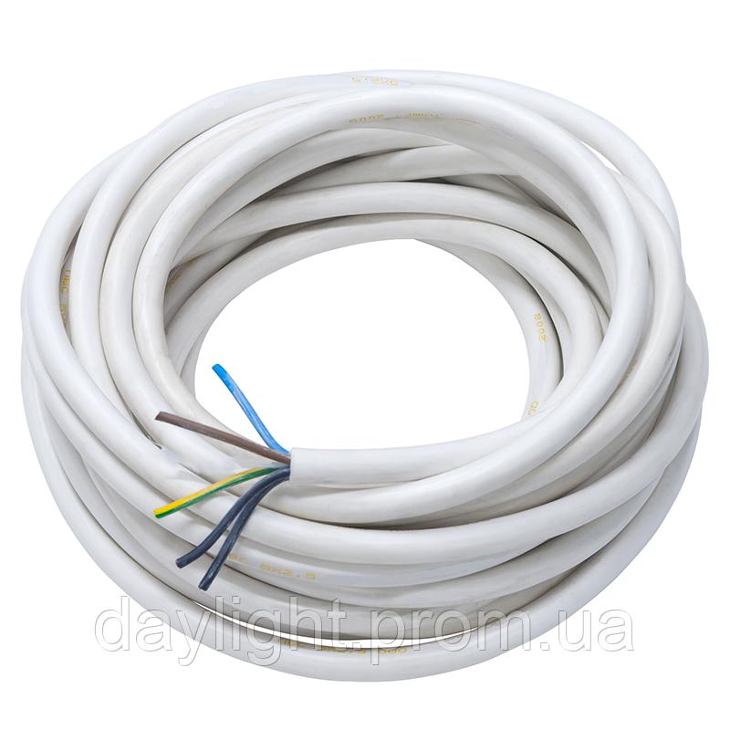 Кабель ПВС 5х6 100м Слобожанский кабельный завод