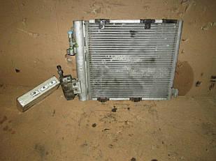 №62 Б/у радиатор кондиционера для Opel Astra G 1998-2004