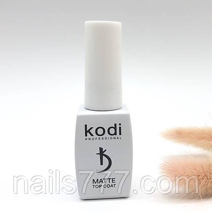 Топ матовый Kodi ,8мл, фото 2