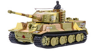 Танк микро р/у 1:72 Tiger со звуком
