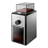 Кофемолка жерновая DeLonghi KG 89 (110Вт, загрузка 120гр на 12 чашек)